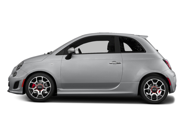 2013 FIAT 500 5-Speed MT 14L 16-valve I4 mu 5-Speed MT 14L 16-valve I4 multi-air turbo Front