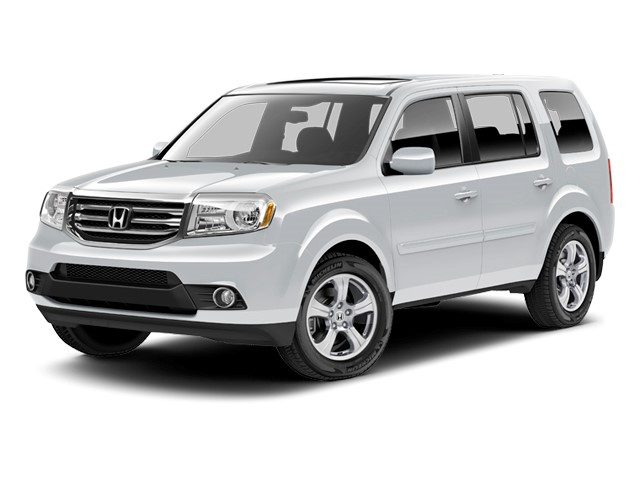 2013 HONDA PILOT 4WD EX-L 5-Speed AT 35L SOHC MPFI 24-valve i-VTEC V6 Variable Torque Manageme