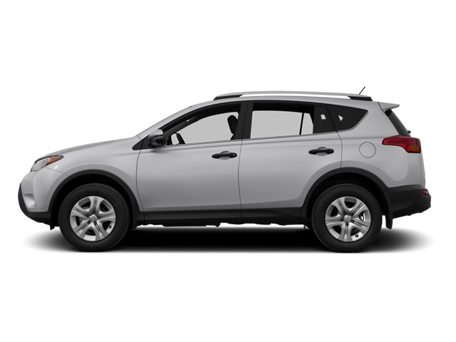 2013 TOYOTA RAV4 6-Speed AT 25L 4 Cylinder Eng 6-Speed AT 25L 4 Cylinder Engine Front Wheel
