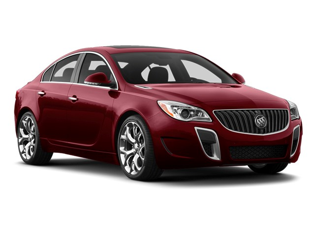 2014 BUICK REGAL GS FWD 6-Speed Automatic Fwd Models Only 20l turbo dohc 4-cylinder sidi with