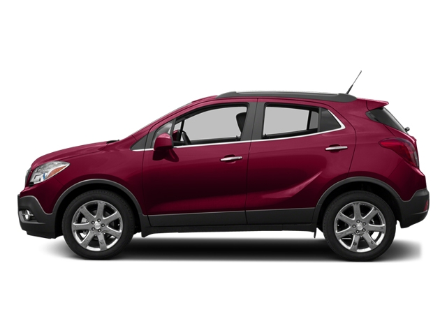 2014 BUICK ENCORE FWD 6-Speed Automatic Electronically Controlled With OD Includes Driver Shift C