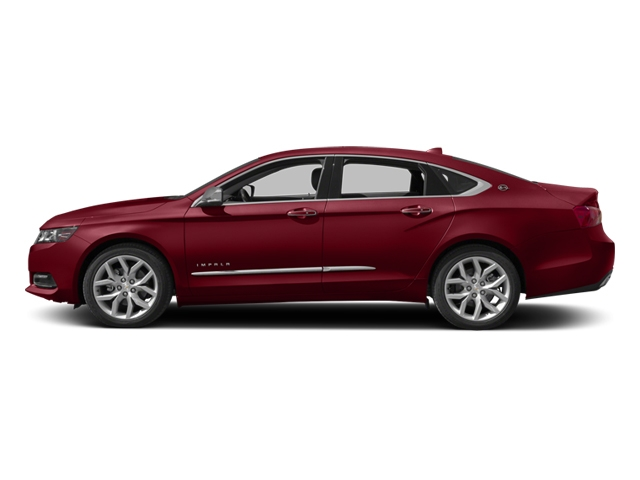 2014 CHEVROLET IMPALA 2LTZ 6-Speed Automatic Electronically-Controlled With OD 36l dohc v6 di w