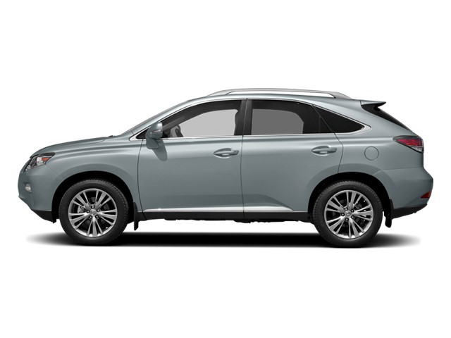 2014 LEXUS RX 350 FWD 6-Spd Sequential Shift Auto Ect-I 35L 6-Cylinder 24-Valve Dual VVT-i Fr