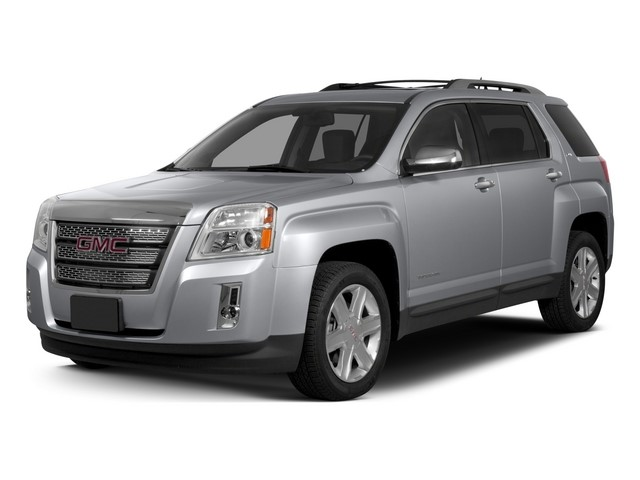 2015 GMC TERRAIN FWD SLT-1 6-Speed AT 24l dohc 4-cylinder sidi spark ignition direct injection