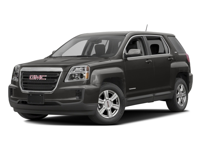 2016 GMC TERRAIN FWD SLE-1 6-Speed AT 24l dohc 4-cylinder sidi spark ignition direct injection