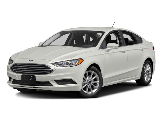 2017 FORD FUSION SE FWD 6-Speed Automatic 25l ivct Front-Wheel Drive 60-40 Folding Bench Front
