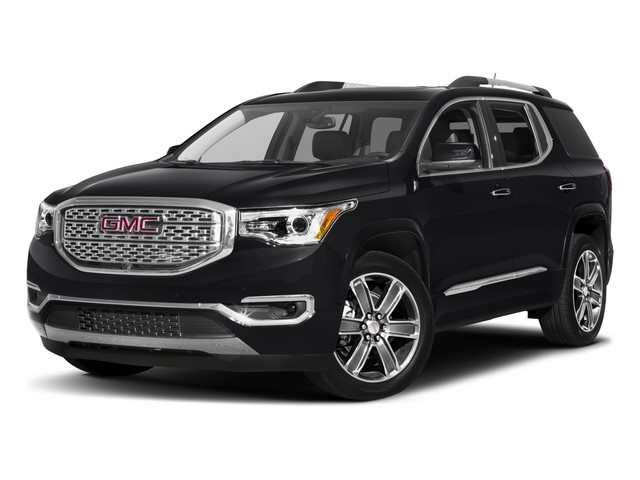 2017 GMC ACADIA FWD DENALI 6-Speed Automatic 36l v6 sidi dohc Front wheel drive Reclining fr