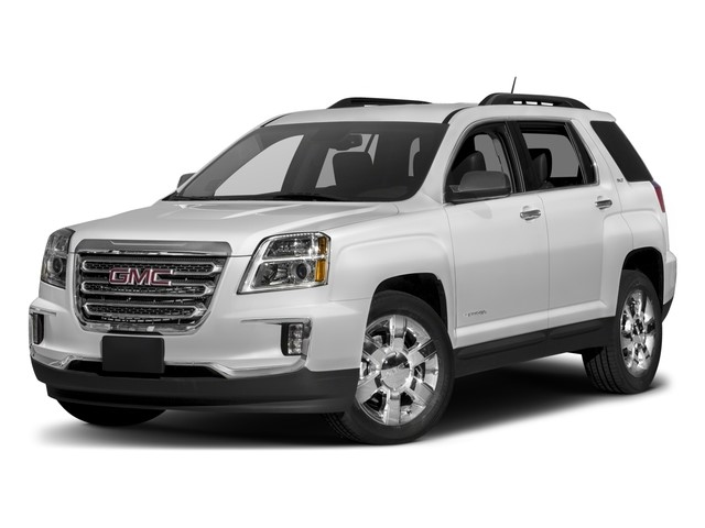 2017 GMC TERRAIN FWD SLT 6-Speed AT 24l dohc 4-cylinder sidi spark ignition direct injection