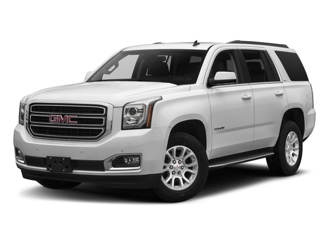 2018 GMC YUKON 2WD SLT 6-Speed Automatic Electronically Controlled 53l ecotec3 v8 Rear wheel d