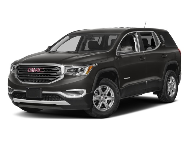 2018 GMC ACADIA FWD SLE-1 6-Speed Automatic 25l dohc 4-cylinder sidi Front wheel drive Seats