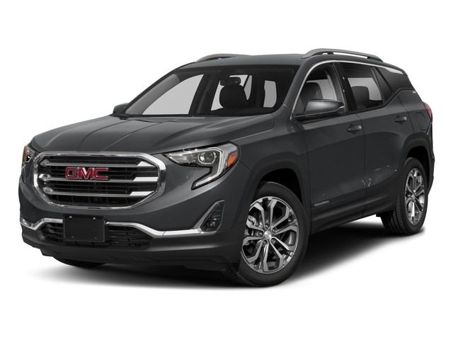 2018 GMC TERRAIN FWD SLT 9-Speed Automatic 9T50 Electronically-Controlled With OD 20l turbo 4-