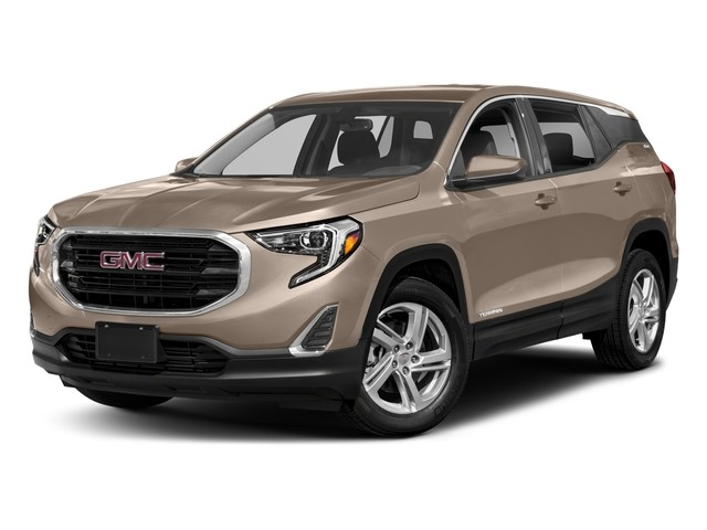 2018 GMC TERRAIN FWD SLE 9-Speed Automatic 9T50 Electronically-Controlled With OD 20l turbo 4-