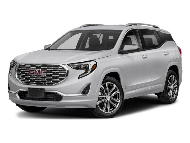 2018 GMC TERRAIN FWD DENALI 9-Speed Automatic 9T50 Electronically-Controlled With OD 20l turbo