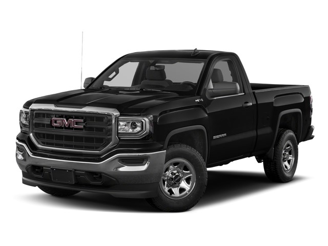 2018 GMC SIERRA 1500 REGULAR CAB STANDARD BOX 6-Speed Automatic Electronically Controlled 43l e