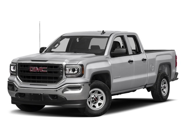 2018 GMC SIERRA 1500 DOUBLE CAB STANDARD BOX 6-Speed Automatic Electronically Controlled 53l ec