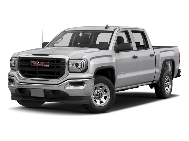 2018 GMC SIERRA 1500 CREW CAB SHORT BOX 4-WHEEL DRIVE 6-Speed Automatic Electronically Controlled