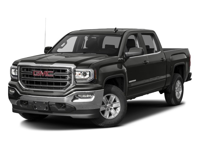 2018 GMC SIERRA 1500 CREW CAB SHORT BOX