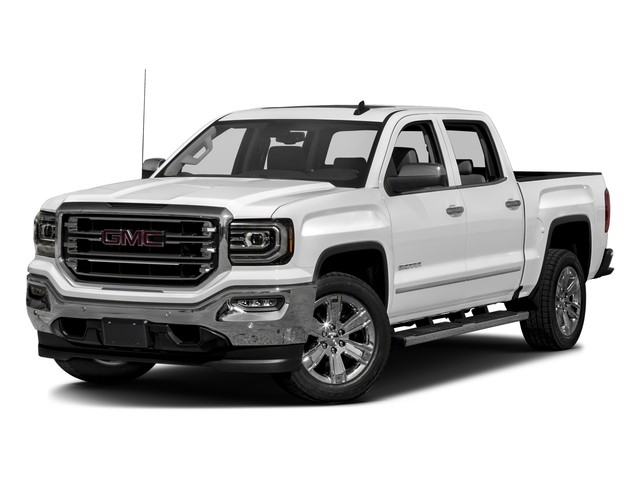 2018 GMC SIERRA 1500 CREW CAB SHORT BOX 6-Speed Automatic Electronically Controlled 53l ecotec3