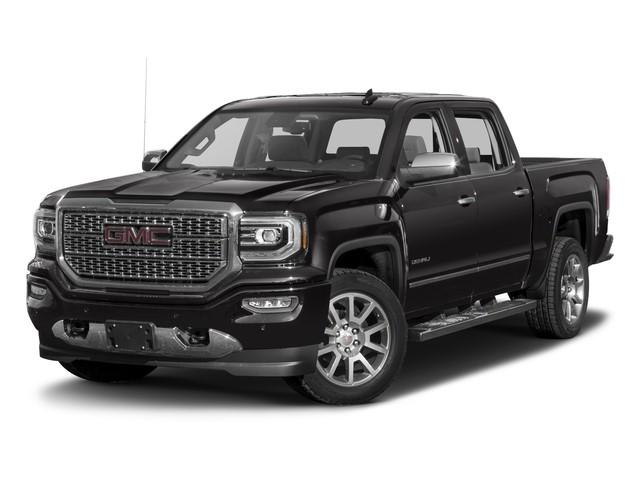 2018 GMC SIERRA 1500 CREW CAB SHORT BOX 8-Speed Automatic Electronically Controlled 53l ecotec3