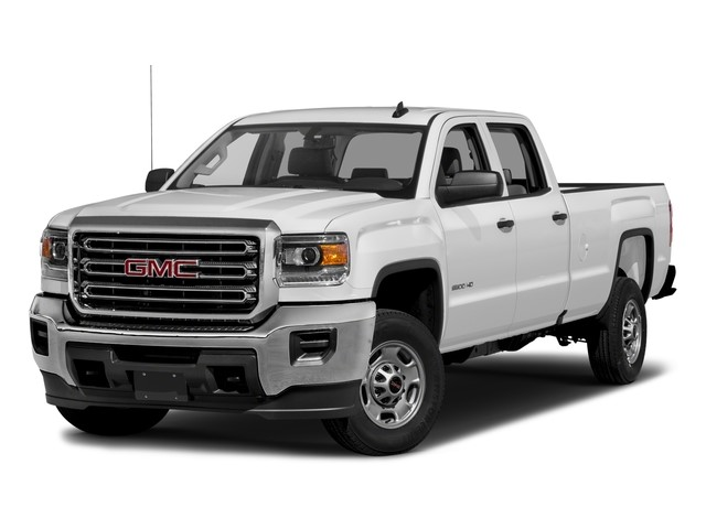 2018 GMC SIERRA 2500HD CREW CAB STANDARD BOX Allison 1000 6-Speed Automatic Electronically Contro