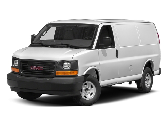 2018 GMC SAVANA CARGO VAN 2500 REGULAR WHEELBASE REAR-WHEE 6-Speed Automatic Heavy-Duty Electron