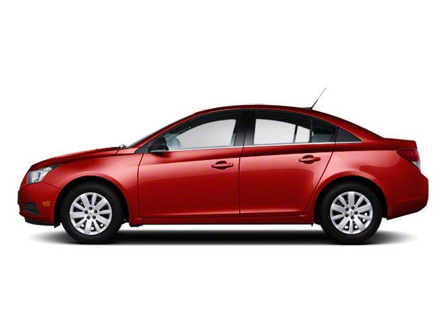 2012 CHEVROLET CRUZE 6-Speed Automatic Electronicall 6-Speed Automatic Electronically Controlled