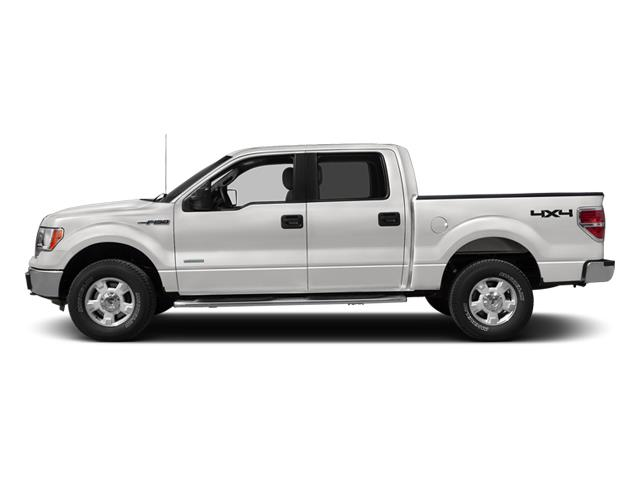 2013 FORD F-150 4x2 FX2 4dr SuperCrew Styleside 55 ft SB Fourth Passenger Door Third Passenger D