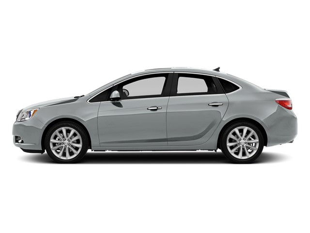 2014 BUICK VERANO 6-Speed Automatic Electronicall 6-Speed Automatic Electronically Controlled Wit