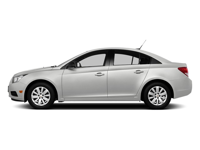 2014 CHEVROLET CRUZE 6-Speed Automatic Electronicall 6-Speed Automatic Electronically Controlled
