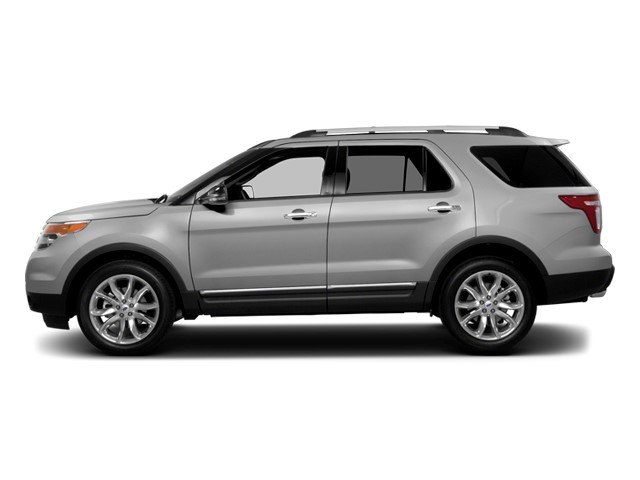 2014 FORD Explorer 4x2 XLT 4dr SUV 2 Seatback Storage Pockets 4 12V DC Power Outlets 6-Way Power