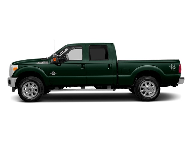 2014 FORD Super Duty F-250 4x4 King Ranch 4dr Crew Cab 8 ft LB Pickup Tow Hitch Tow Hooks Adjust