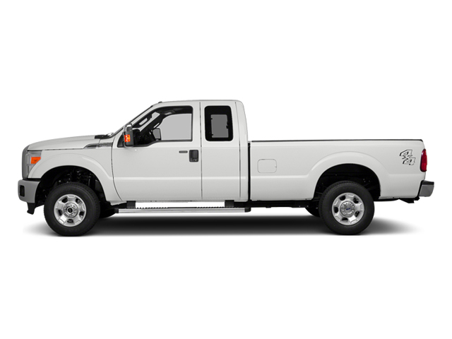 2014 FORD Super Duty F-250 4x2 Lariat 4dr SuperCab 8 ft LB Pickup Tow Hitch Tow Hooks Adjustable