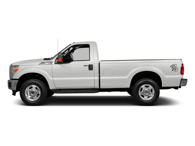 2014 FORD Super Duty F-250 4x2 XL 2dr Regular Cab 8 ft LB Pickup 2 12V DC Power Outlets Analog Di
