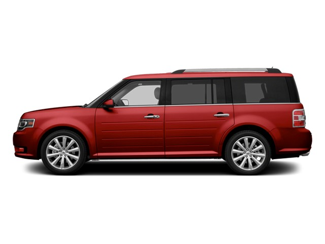 2014 FORD Flex SEL 4dr Wagon 2 Seatback Storage Pockets 4 12V DC Power Outlets 6-Way Power Passen