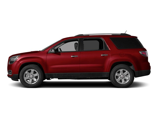 2015 GMC ACADIA 6-speed automatic included and 6-speed automatic included and only available with