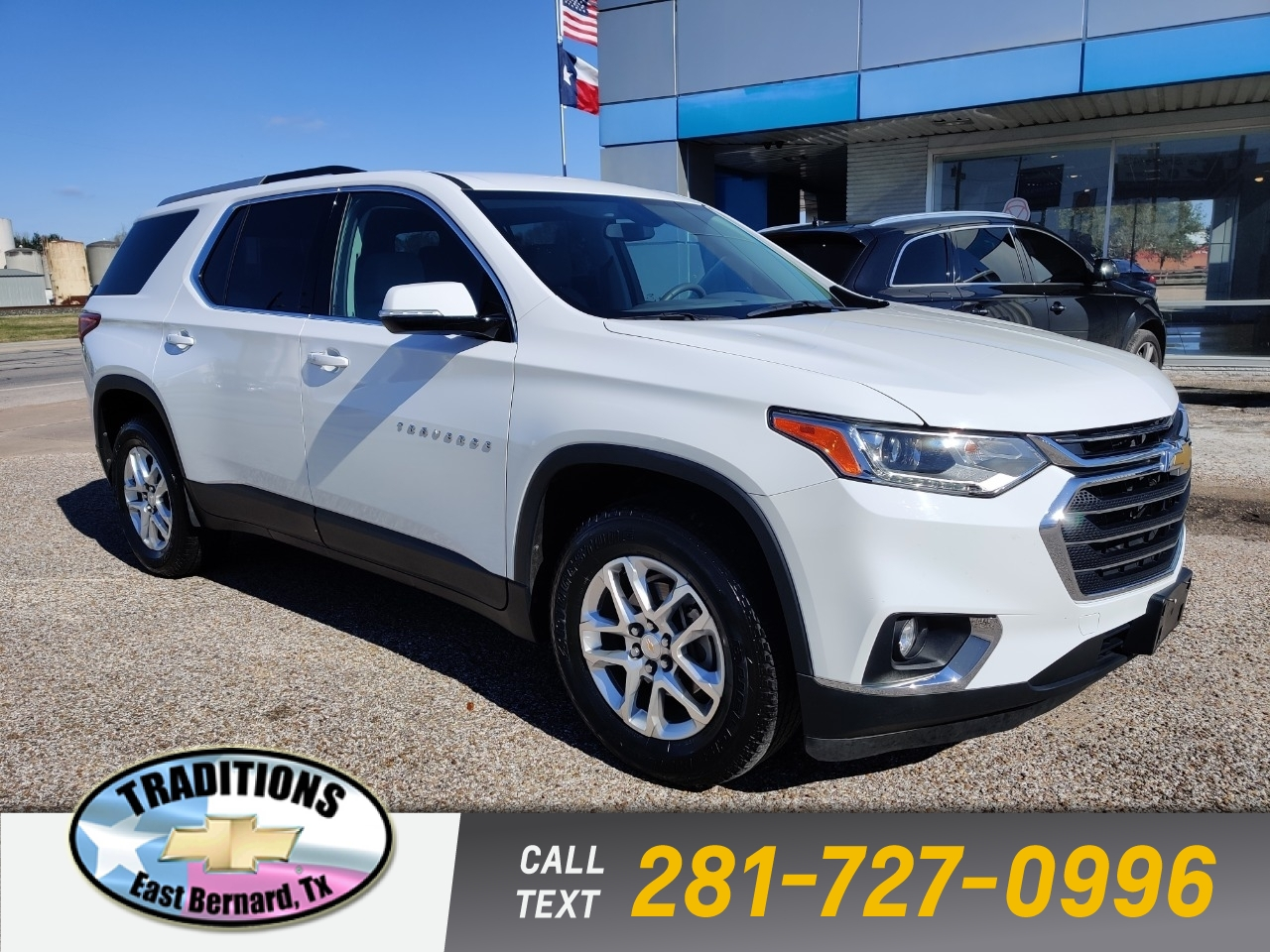 2018 Chevrolet Traverse FWD 1LT photo