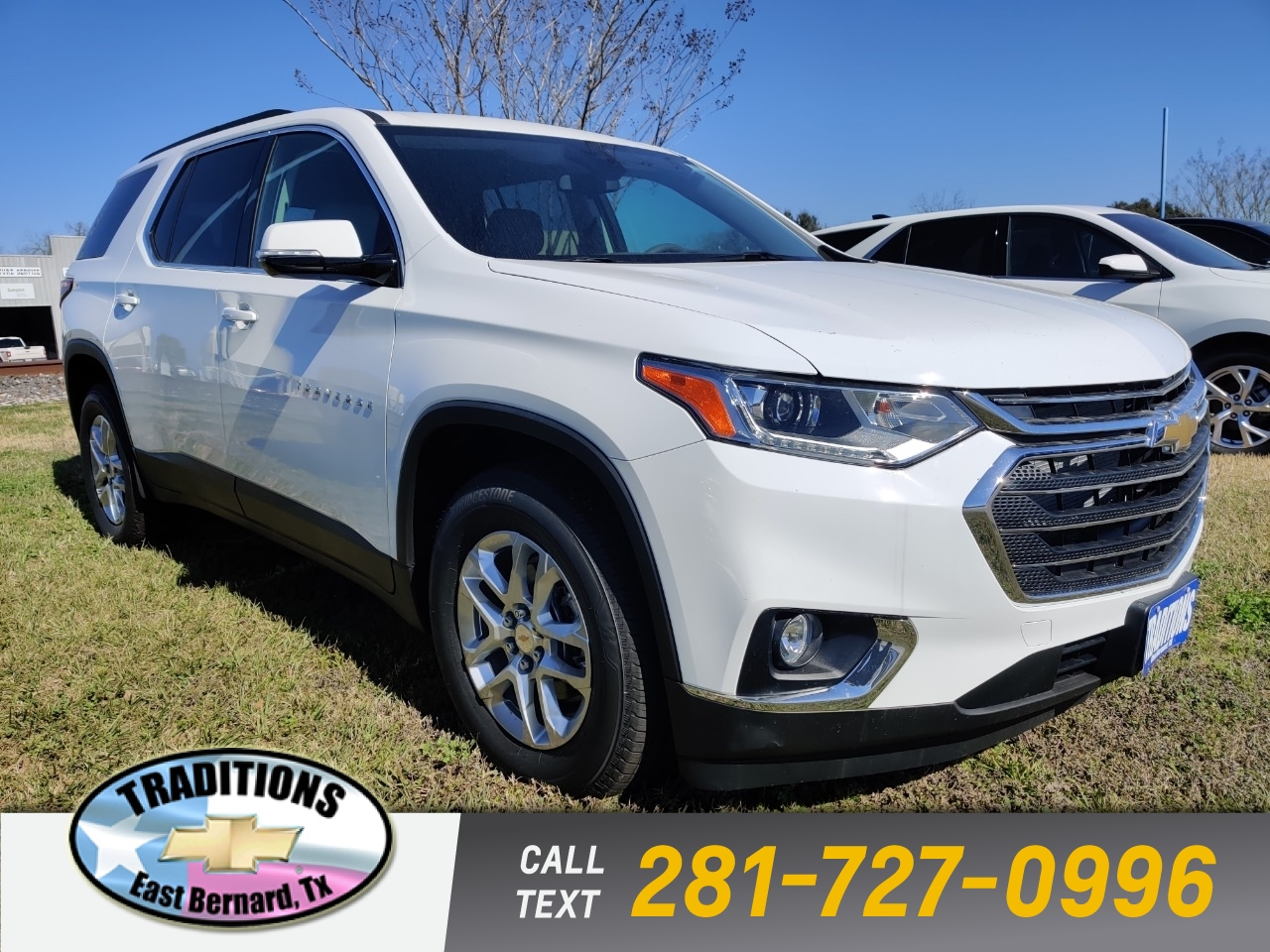 2020 Chevrolet Traverse FWD 1LT photo