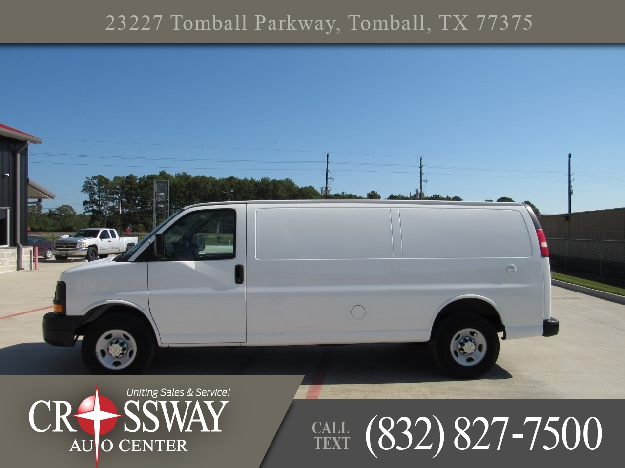 The 2011 Chevrolet Express 3500 3500 photos