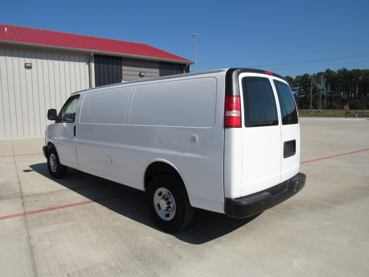 2011 Chevrolet Express 3500 3500 photo