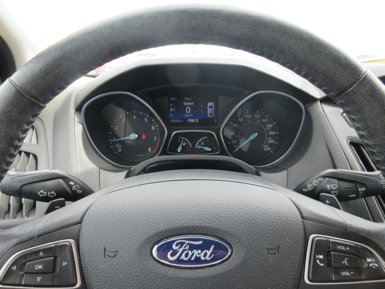 2017 Ford Focus Hatchback SE