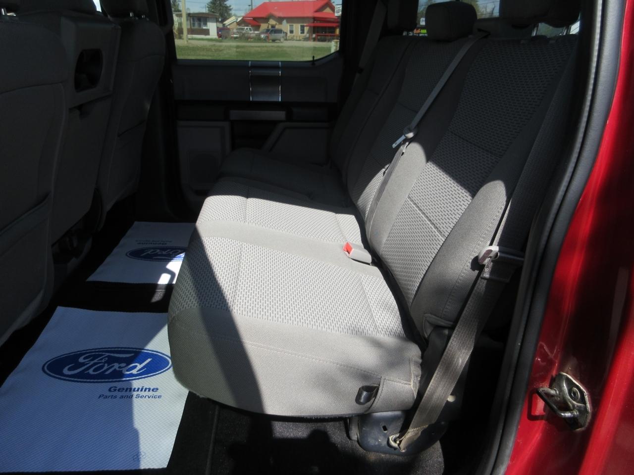 2019 Ford F-150 4WD SuperCrew 5.5 Box