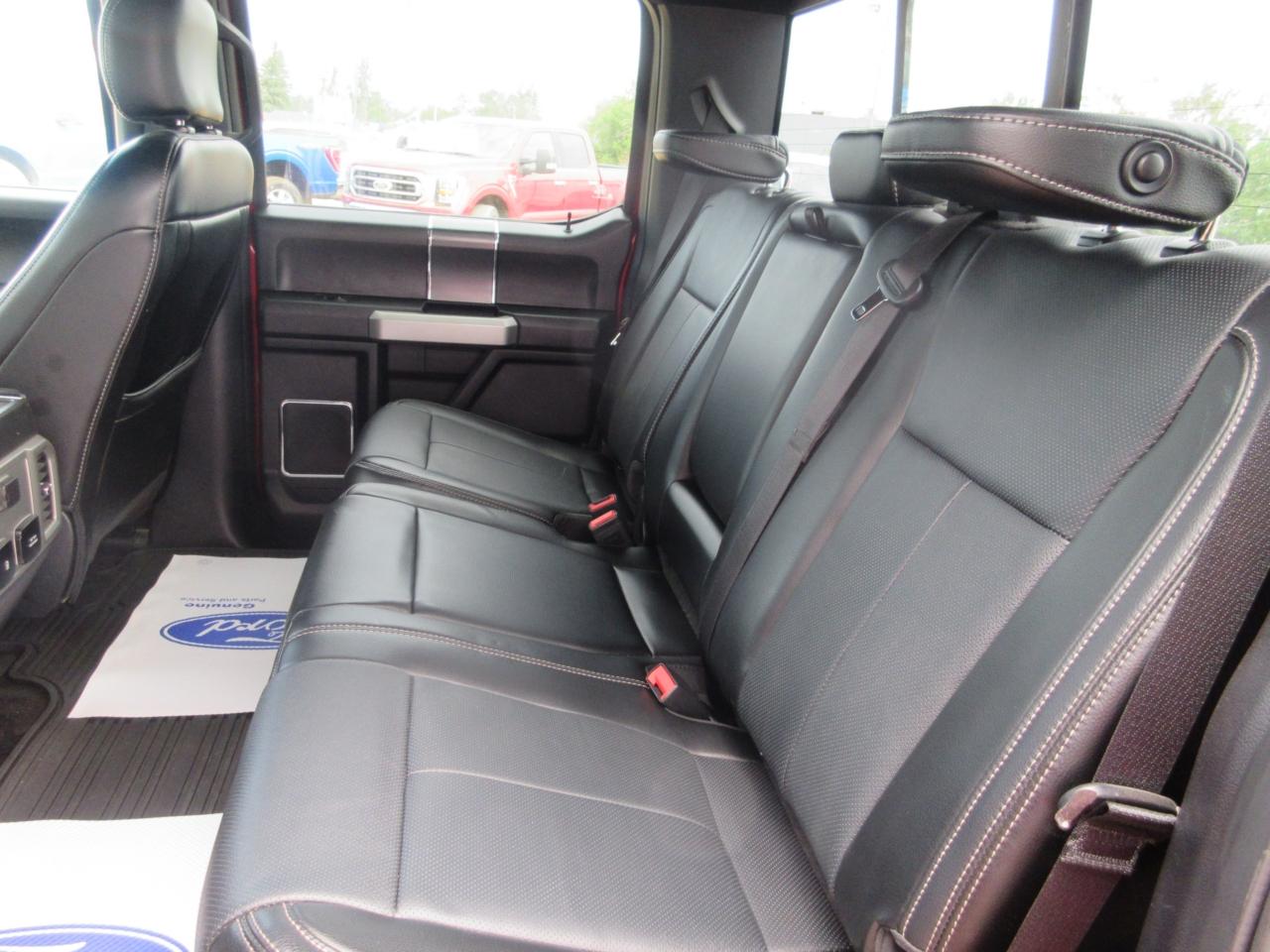 2018 Ford F-150 4WD SuperCrew Box