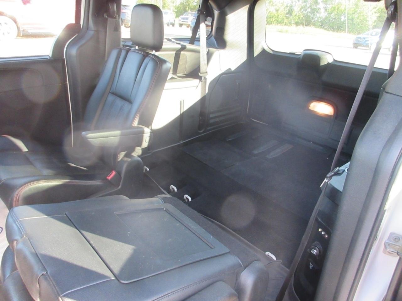 2013 Dodge Grand Caravan Wagon R/T