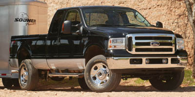 2005 Ford Super Duty F-250 4WD Regular Cab 8 Ft Box XLT