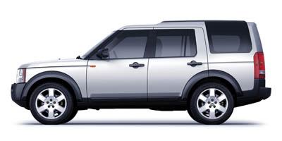 2007 Land Rover LR3 4WD V8 HSE