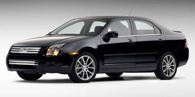 2008 Ford Fusion Sedan V6 SEL FWD