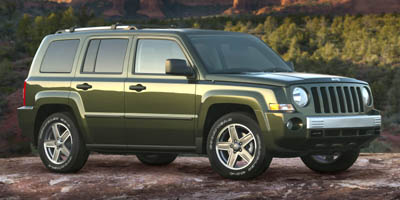 2008 Jeep Patriot FWD Sport