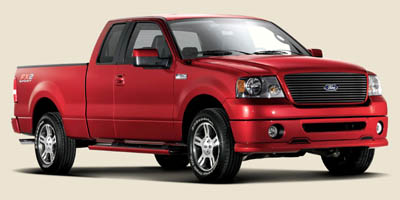 2008 Ford F-150 4WD SuperCab
