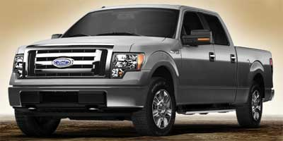 2009 Ford F-150 4WD SuperCrew