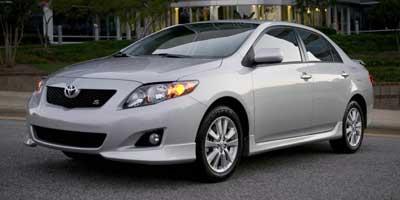 2010 Toyota Corolla images